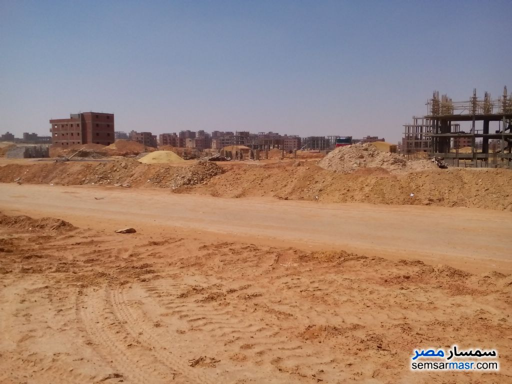 Photo 1 - Land 504 sqm For Sale Mukhabarat Land 6th of October