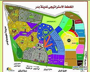 Ad Photo: Land 445 sqm in Badr City  Cairo