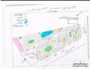 Ad Photo: Land 430 sqm in al salam city Cairo