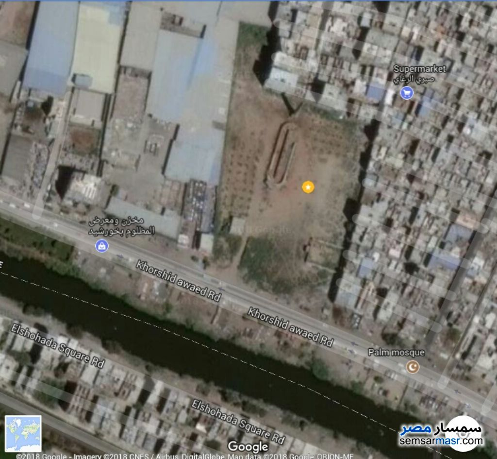 Photo 1 - 12800 sqm For Sale Awayed Alexandira