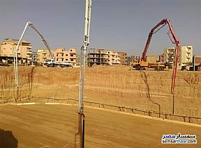 Ad Photo: Land 370 sqm in October Gardens  6th of October
