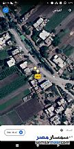 Ad Photo: Land 200 sqm in Shibin El Kom  Minufiyah