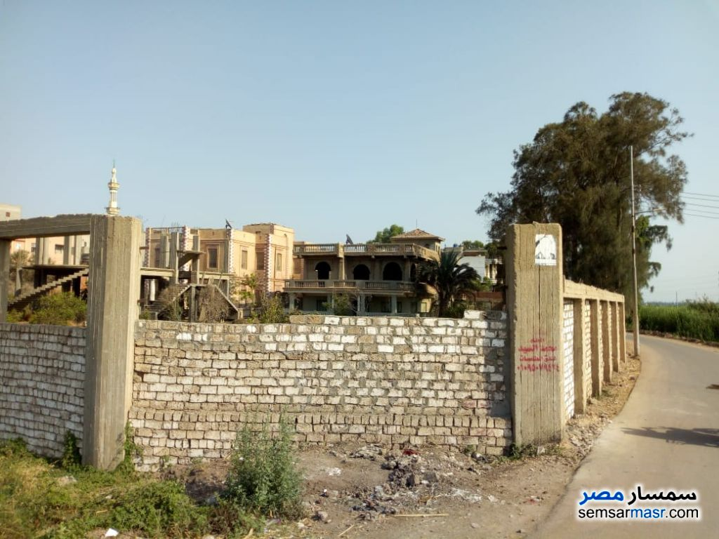 Photo 2 - Land 1,000 sqm For Sale Mansura Daqahliyah