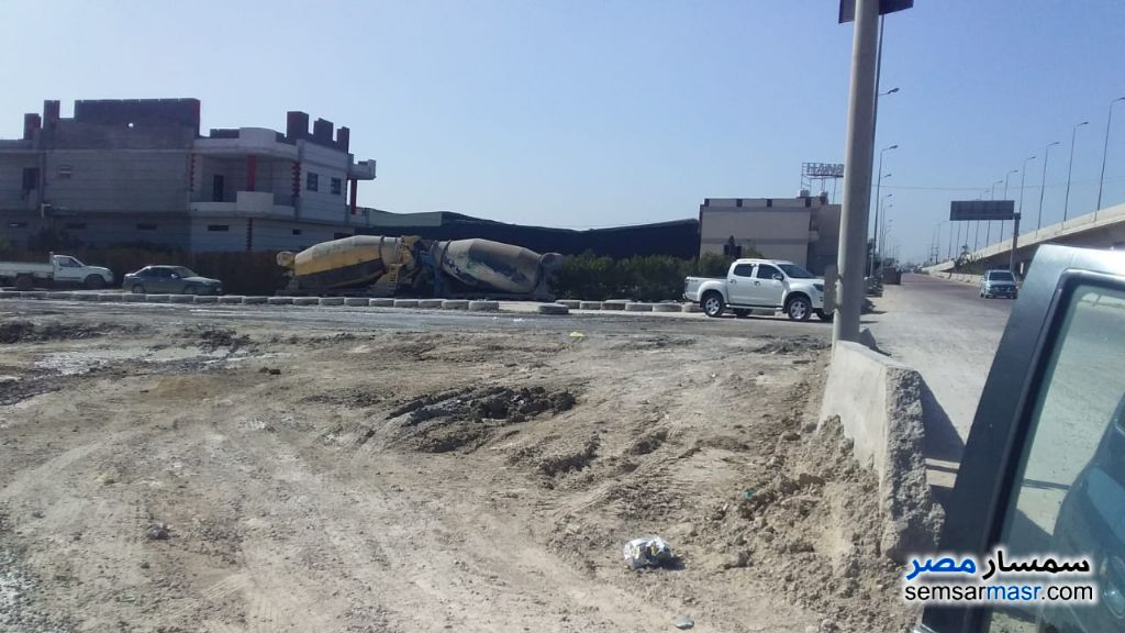 Ad Photo: Land 1382 sqm in Kafr Al Dawwar  Buhayrah