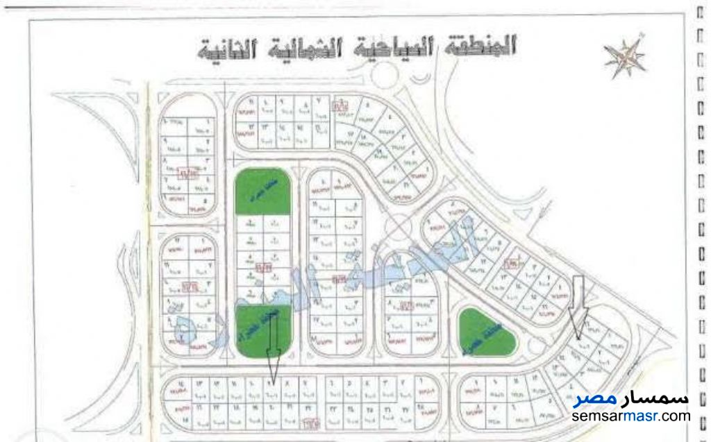 Photo 1 - Land 737 sqm For Sale Districts 6th of October