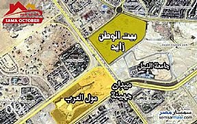 Land 763 sqm For Sale Sheikh Zayed 6th of October - 3