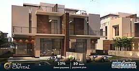 Ad Photo: Villa 4 bedrooms 5 baths 400 sqm semi finished in Palm Hills  6th of October