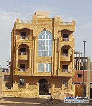 Ad Photo: Apartment 3 bedrooms 2 baths 135 sqm without finish in Badr City  Cairo