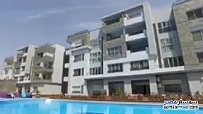 Apartment 1 bedroom 1 bath 110 sqm extra super lux For Rent First Settlement Cairo - 5