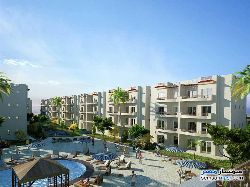 Photo 2 - Apartment 1 bedroom 1 bath 34 sqm super lux For Sale Hurghada Red Sea