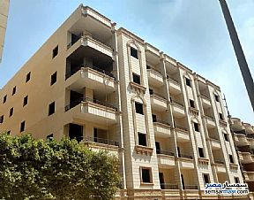 Ad Photo: Apartment 3 bedrooms 2 baths 127 sqm semi finished in Hadayek Al Ahram  Giza