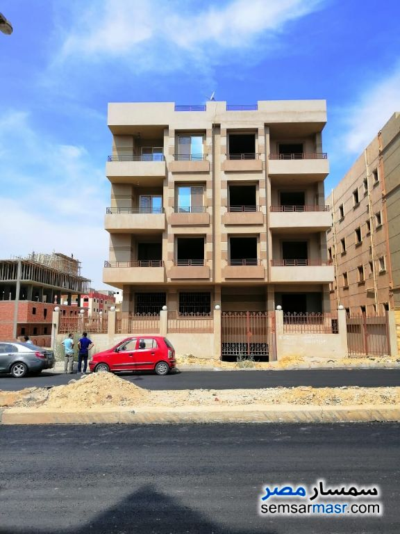 Photo 1 - Apartment 3 bedrooms 2 baths 160 sqm semi finished For Sale Shorouk City Cairo