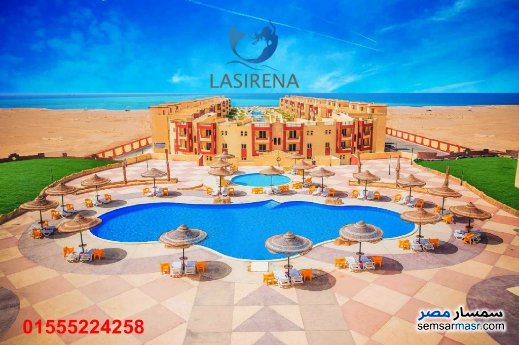 Photo 2 - Apartment 3 bedrooms 2 baths 105 sqm extra super lux For Sale Ras Sidr North Sinai