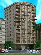 Ad Photo: Apartment 2 bedrooms 1 bath 135 sqm without finish in Shorouk City  Cairo
