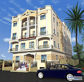 Ad Photo: Apartment 3 bedrooms 3 baths 361 sqm semi finished in Shorouk City  Cairo