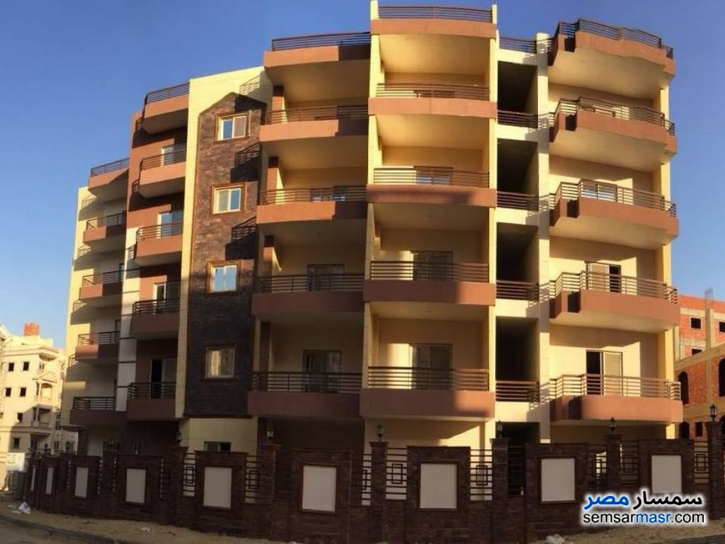 Photo 1 - Apartment 2 bedrooms 2 baths 145 sqm semi finished For Sale Fifth Settlement Cairo