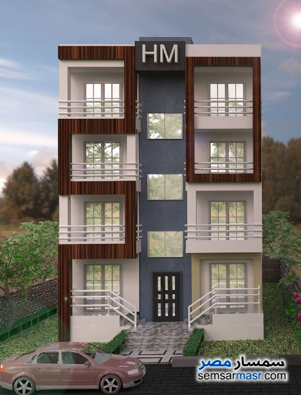 Photo 1 - Apartment 3 bedrooms 2 baths 150 sqm semi finished For Sale North Extensions 6th of October