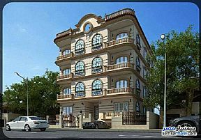 Ad Photo: Apartment 3 bedrooms 2 baths 125 sqm semi finished in Ashgar City  6th of October