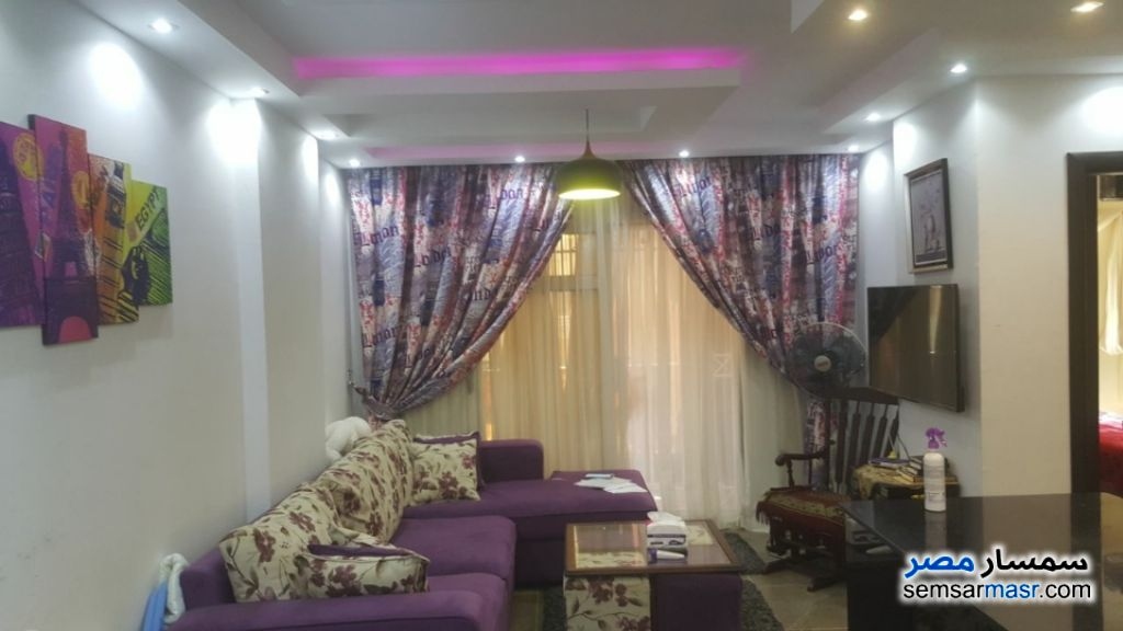 Photo 7 - Apartment 1 bedroom 1 bath 58 sqm super lux For Sale Madinaty Cairo