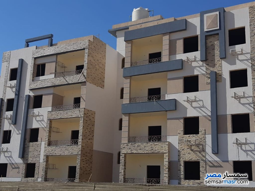 Apartment 3 bedrooms 2 baths 140 sqm semi finished