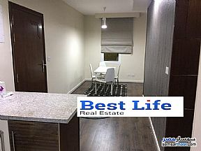 Apartment 2 bedrooms 1 bath 76 sqm super lux For Rent Rehab City Cairo - 2