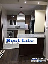 Apartment 2 bedrooms 1 bath 76 sqm super lux For Rent Rehab City Cairo - 3