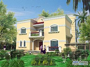 Ad Photo: Villa 6 bedrooms 7 baths 850 sqm lux in Rehab City  Cairo