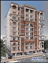 Ad Photo: Apartment 3 bedrooms 1 bath 111 sqm without finish in Nasr City  Cairo