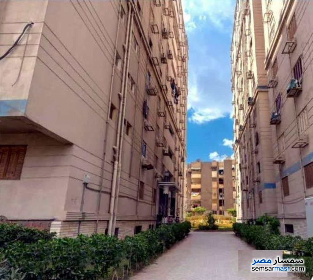 Photo 3 - Apartment 3 bedrooms 1 bath 120 sqm semi finished For Sale Old Cairo Cairo