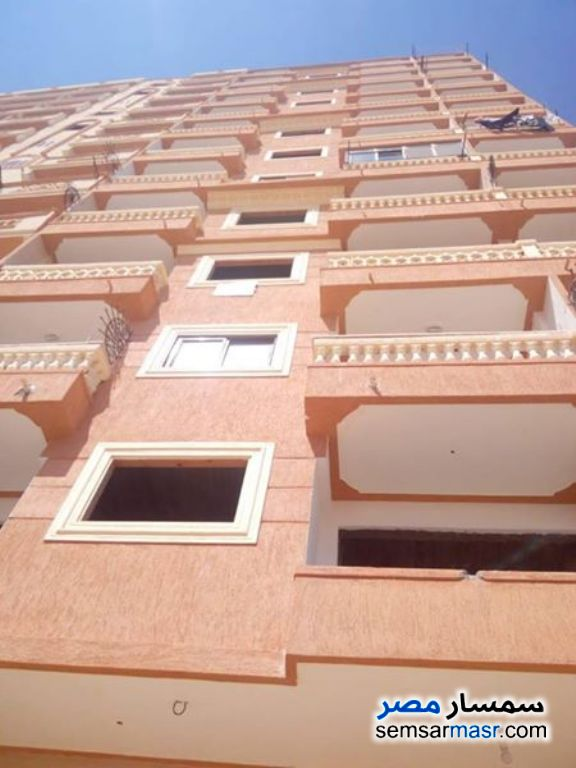 Photo 2 - Apartment 2 bedrooms 1 bath 80 sqm without finish For Sale Nakheel Alexandira