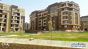 Ad Photo: Apartment 3 bedrooms 3 baths 150 sqm super lux in First Settlement  Cairo