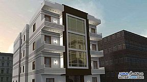 Ad Photo: Apartment 3 bedrooms 2 baths 148 sqm semi finished in Badr City  Cairo