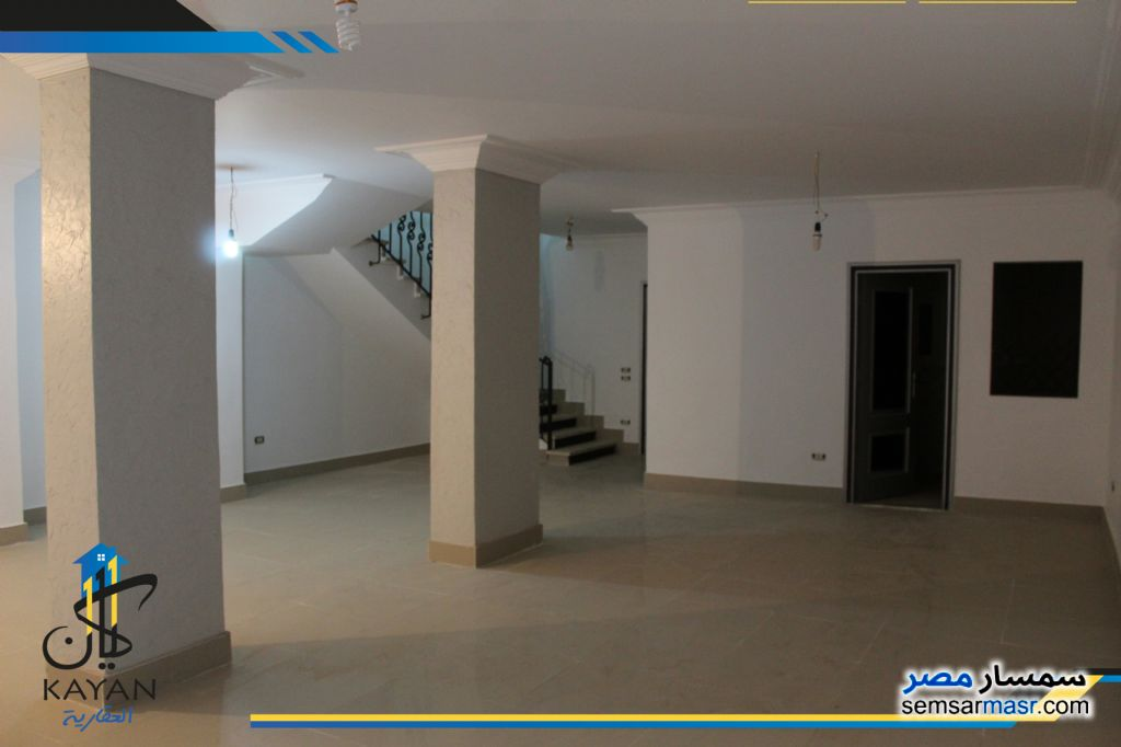 Photo 14 - Apartment 4 bedrooms 3 baths 350 sqm super lux For Sale Hadayek Al Ahram Giza