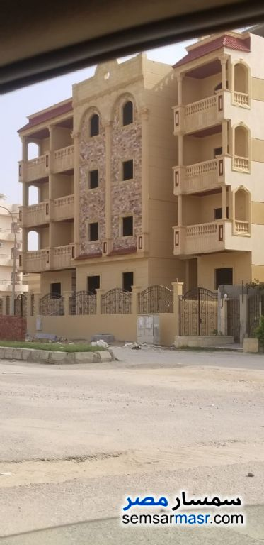 Photo 2 - Apartment 3 bedrooms 2 baths 170 sqm semi finished For Sale El Ubour City Qalyubiyah