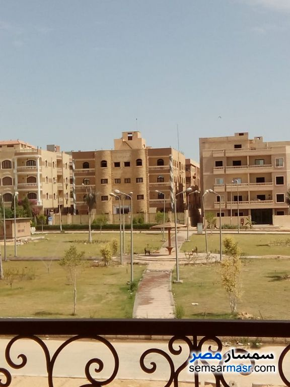 Photo 3 - Apartment 3 bedrooms 2 baths 170 sqm semi finished For Sale El Ubour City Qalyubiyah