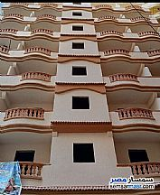 Ad Photo: Apartment 2 bedrooms 1 bath 135 sqm without finish in Al Salam City  Cairo