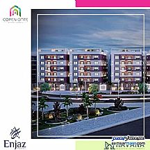 Ad Photo: Apartment 2 bedrooms 1 bath 90 sqm semi finished in Ashgar City  6th of October