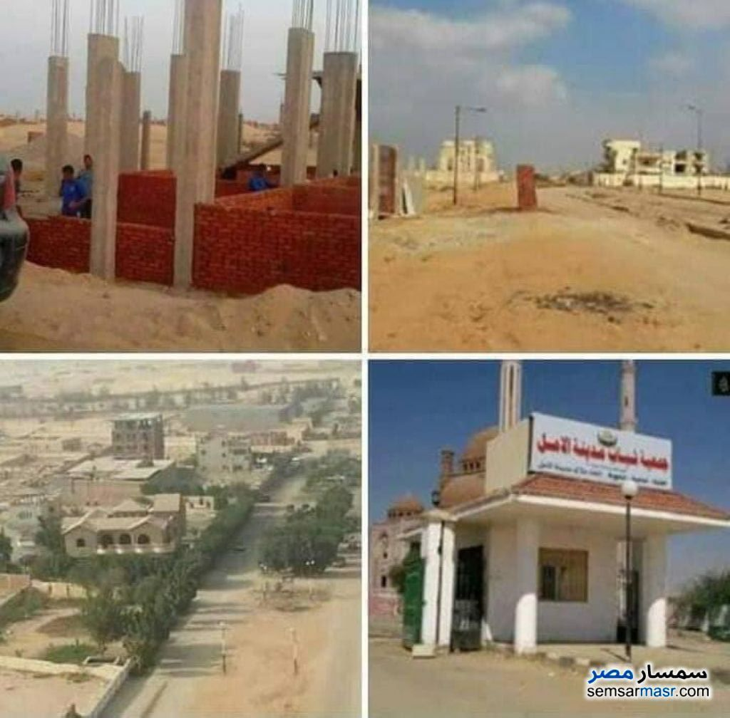 Ad Photo: Land 500 sqm in Shorouk City  Cairo