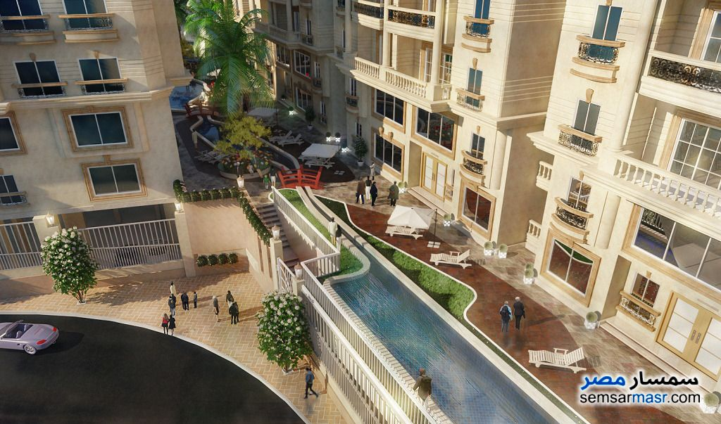 Photo 6 - Apartment 3 bedrooms 3 baths 194 sqm semi finished For Sale Mokattam Cairo