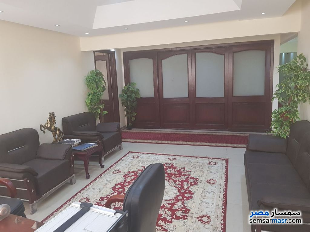 Photo 3 - Apartment 6 bedrooms 3 baths 365 sqm extra super lux For Rent Maadi Cairo