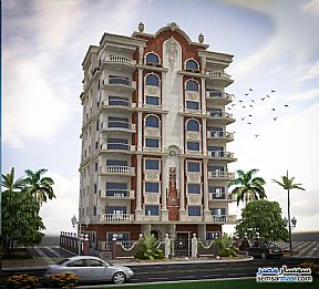 Ad Photo: Apartment 4 bedrooms 2 baths 251 sqm semi finished in Heliopolis  Cairo