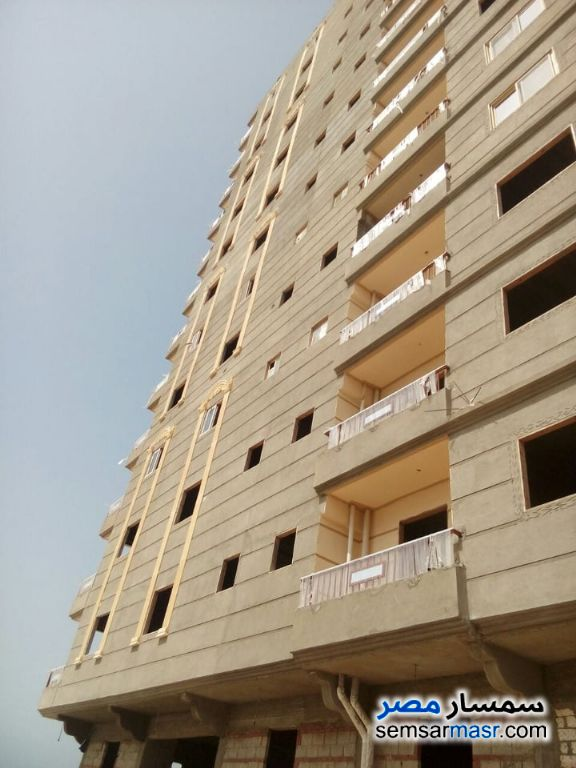Photo 1 - Apartment 3 bedrooms 2 baths 100 sqm without finish For Sale Agami Alexandira