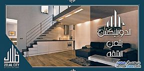 Ad Photo: Apartment 4 bedrooms 3 baths 160 sqm semi finished in October Gardens  6th of October