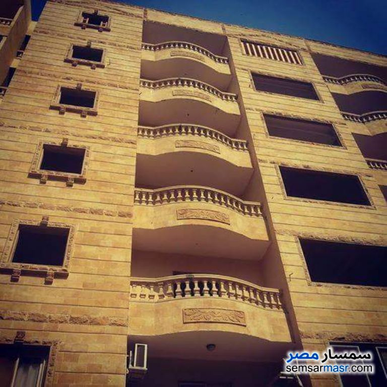 Photo 1 - Apartment 3 bedrooms 2 baths 166 sqm semi finished For Sale Hadayek Al Ahram Giza