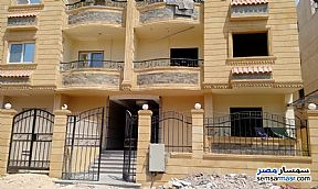 Ad Photo: Apartment 2 bedrooms 1 bath 140 sqm semi finished in El Ubour City  Qalyubiyah