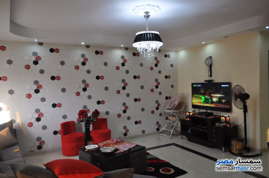 Photo 4 - Apartment 3 bedrooms 2 baths 255 sqm extra super lux For Sale Hadayek Al Ahram Giza