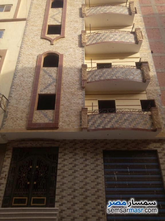 Ad Photo: Building 110 sqm semi finished in Fayoum City  Fayyum