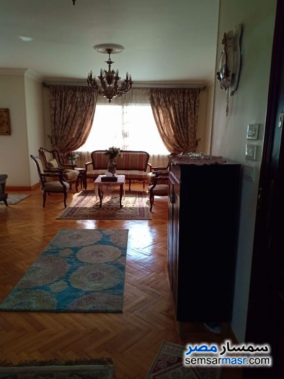 Photo 5 - Apartment 3 bedrooms 2 baths 198 sqm extra super lux For Sale Maadi Cairo