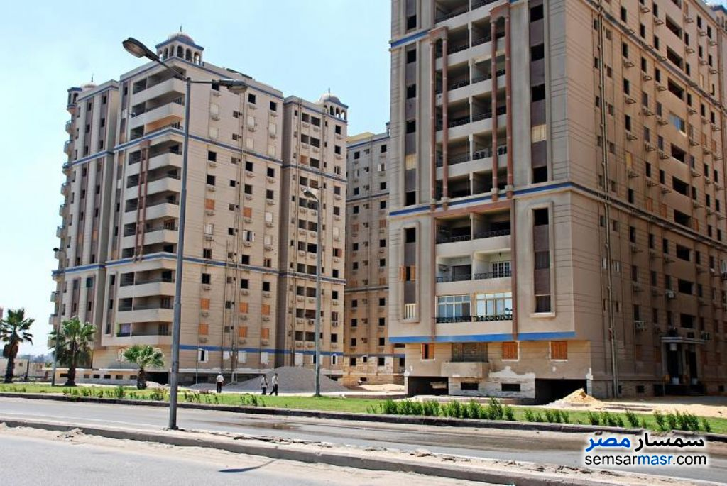 Photo 1 - Apartment 2 bedrooms 1 bath 100 sqm semi finished For Sale Downtown Cairo Cairo