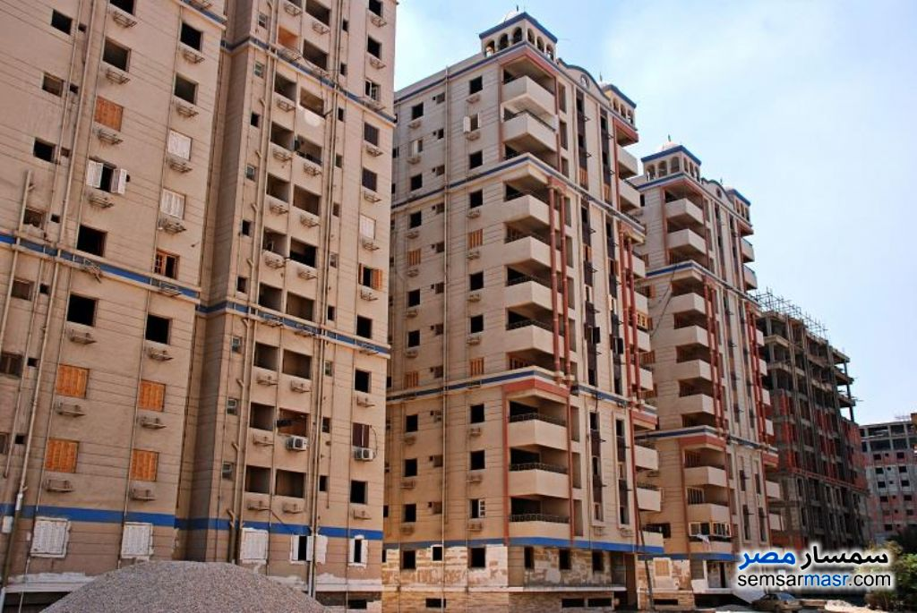 Photo 2 - Apartment 2 bedrooms 1 bath 100 sqm semi finished For Sale Downtown Cairo Cairo